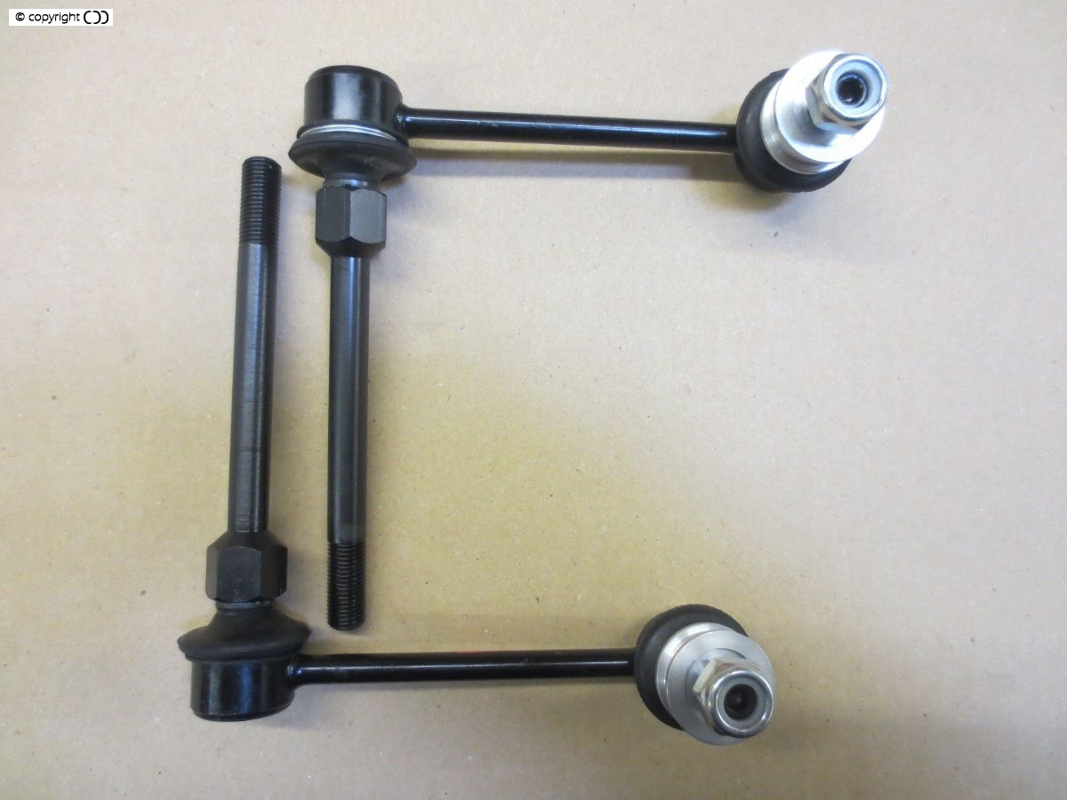 BALL  JOINTED ANTI  ROLL BAR  LINKS